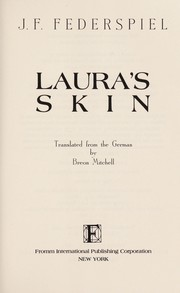 Cover of: Laura's skin