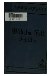 Cover of: Wilhelm Tell