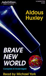 Cover of: Brave New World (Cover to Cover Classics) |