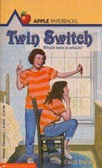 Cover of: Twin Switch | Carol Stanley