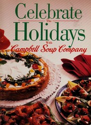 Cover of: Celebrate the Holidays with Campbell