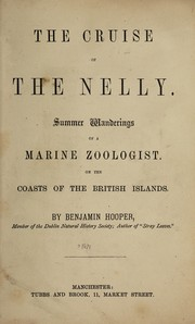 Cover of: The cruise of the Nelly