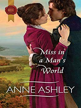 Miss in a Man's World by Anne Ashley