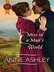 Cover of: Miss in a Man's World | Anne Ashley