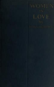 Cover of: Women in love