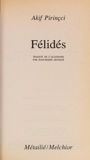 Cover of: Felidae