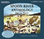 Cover of: Spoon River Anthology (Audio Editions) | Edgar Lee Masters