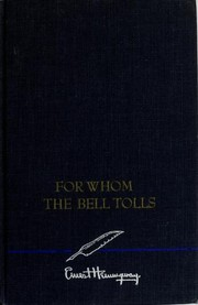 Cover of: For Whom the Bell Tolls