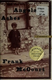 Cover of: Angela's ashes | Frank McCourt