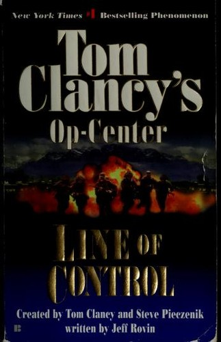 Line of Control by Tom Clancy, Jeff Rovin