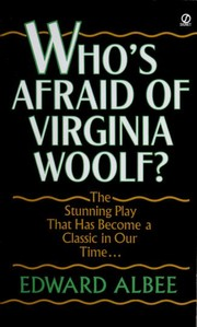 Cover of: Who's Afraid of Virginia Woolf? | Edward Albee