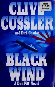 Cover of: Black wind | Clive Cussler