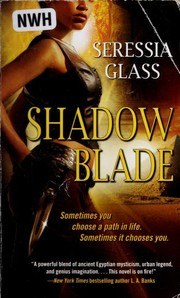 Cover of: Shadow blade | Seressia Glass