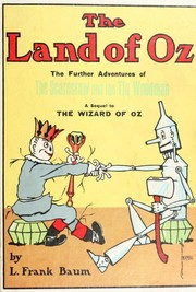 Cover of: The  Land of Oz | L. Frank Baum