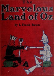 Cover of: The Marvelous Land of Oz