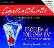 Cover of: Problem at Pollensa Bay and 7 Other Mysteries | Agatha Christie
