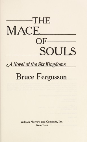 The mace of souls : a novel of the six kingdoms by
