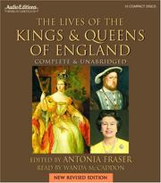 Cover of: The Lives of the Kings and Queens of England