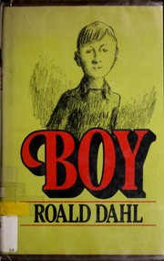 Cover of: Boy: Tales of Childhood