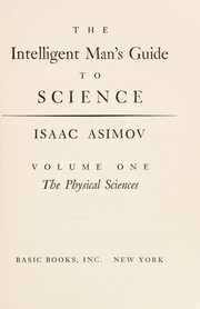 Cover of: The new intelligent man's guide to science
