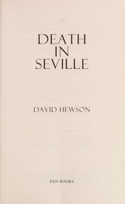 Cover of: Death in Seville
