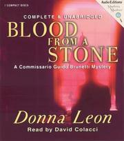 Cover of: Blood from a Stone | Donna Leon