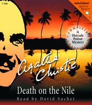 Cover of: Death on the Nile | Agatha Christie
