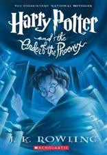 Cover of: Harry Potter and the Order of the Phoenix | J. K. Rowling