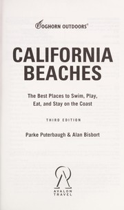 Cover of: California beaches | Parke Puterbaugh