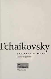 Cover of: Tchaikovsky