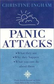 Cover of: Panic Attacks | Christine Ingham