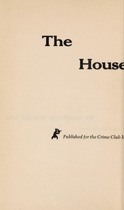 Cover of: The house that died
