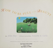 Cover of: How to be full with beauty