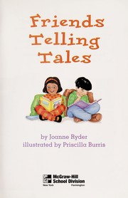 Cover of: Friends telling tales