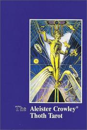 Cover of: Aleister Crowley Thoth Tarot (Pocket Edition) |