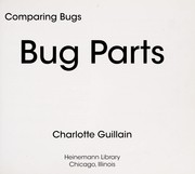 Cover of: Bug parts