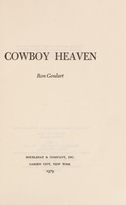 Cover of: Cowboy heaven