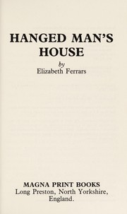 Cover of: Hanged man's house