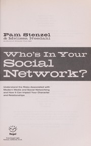 Cover of: Who's in your social network? | Pam Stenzel