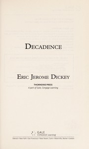 Cover of: Decadence