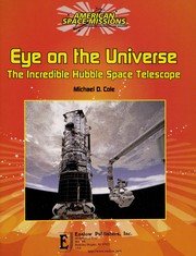 Cover of: Eye on the universe | Michael D. Cole