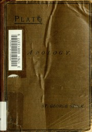 Cover of: Apology