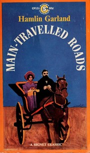 Cover of: Main-travelled roads