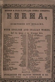 Cover of: Norma
