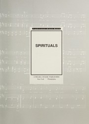 Cover of: Spirituals (Traditional Black Music)