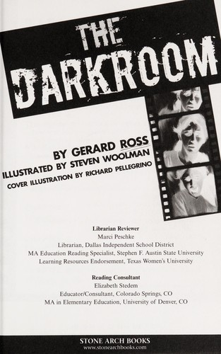 The darkroom by Gerard Ross