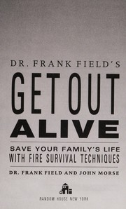 Cover of: Dr. Frank Field