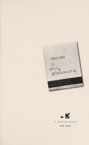 Cover of: Only pleasure