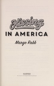 Cover of: Kissing in America