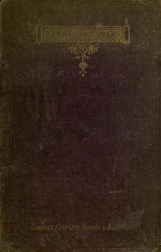 The Poetical Works Of Alfred Tennyson Poet Laureate 1874